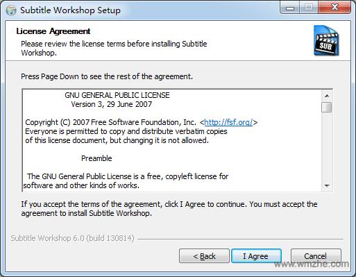 Subtitle Workshop软件截图