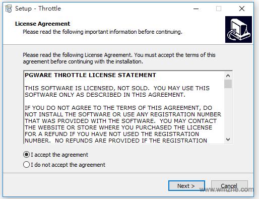 TThrottle软件截图