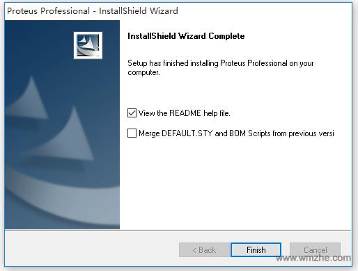 Proteus软件截图