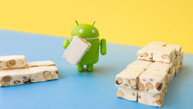 """谷歌最新""""牛轧糖""""系统固件ROM下载—Android 7.0 Nougat正式版"""