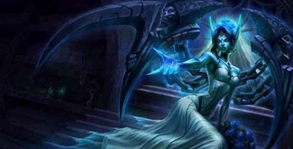 英雄联盟堕落天使莫甘娜玩法介绍及出装