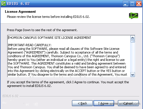edius软件截图