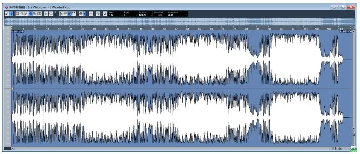 图文教学之使用Cubase修正音频高音,新手入门必会