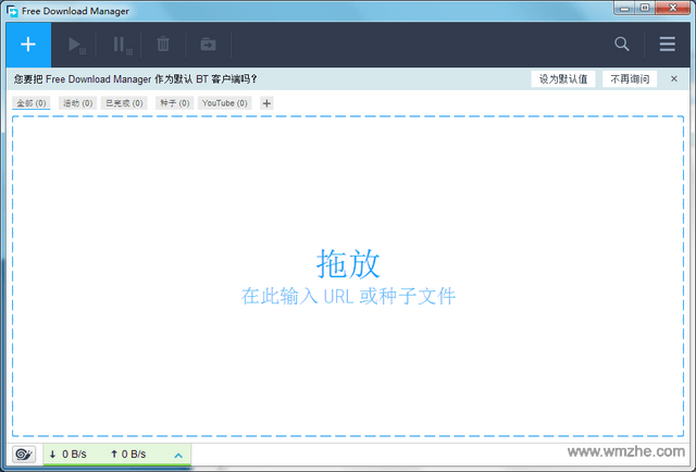 Free Download Manager 64位软件截图