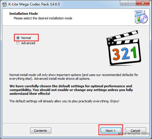 K-Lite Mega Codec Pack軟件截圖