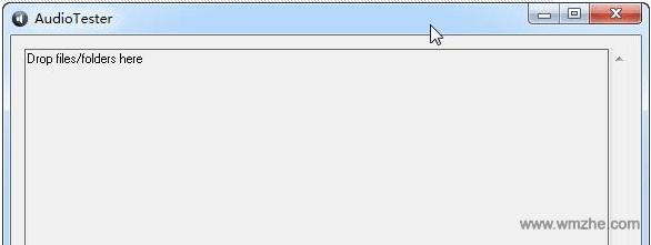 声音测试软件 AudioTester软件截图