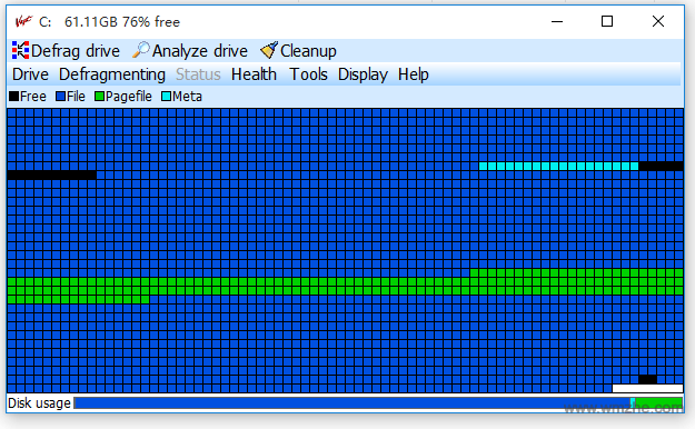 Vopt软件截图