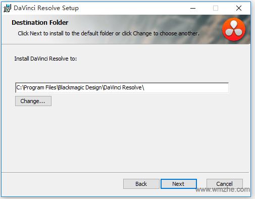 DaVinci Resolve Lite软件截图