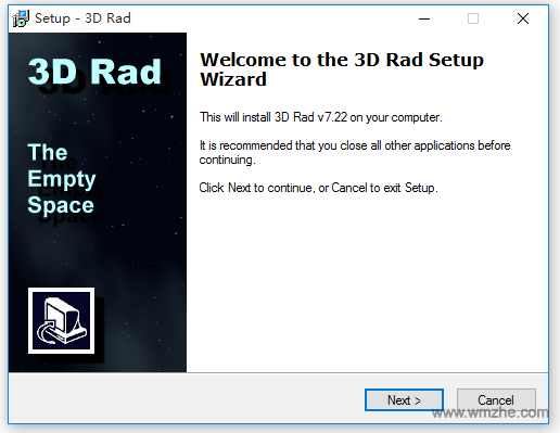 3DRad软件截图