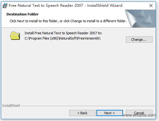 自然英语语音软件软件截图