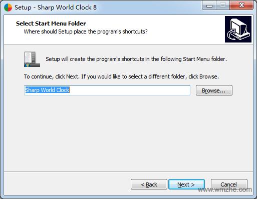 桌面世界时钟软件软件截图