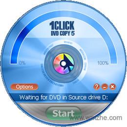 1Click DVD Copy软件截图