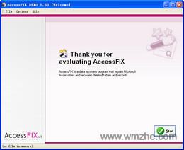 AccessFIX软件截图