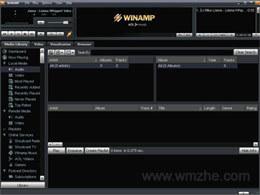 Winamp软件截图
