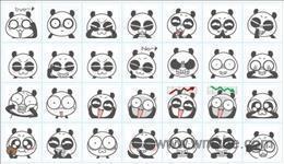 搞怪熊QQ表情包软件截图