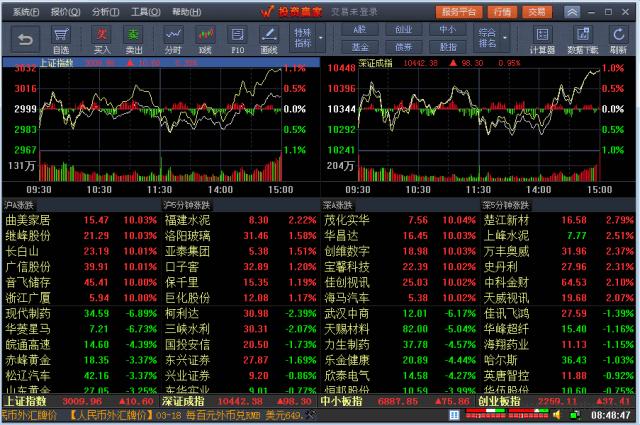 華安證券投資贏家軟件截圖