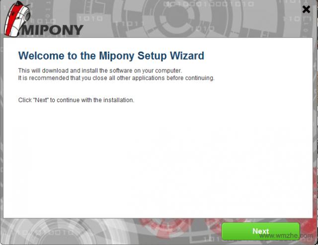 Mipony软件截图