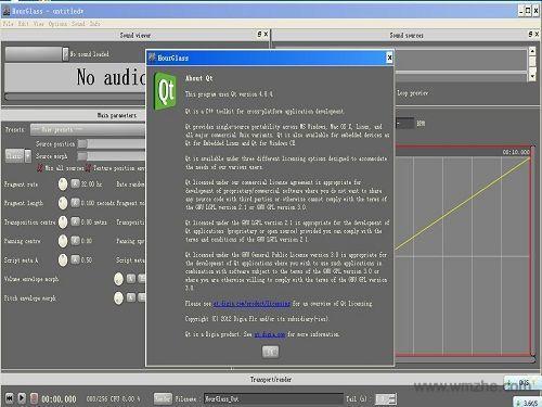 HourGlass软件截图