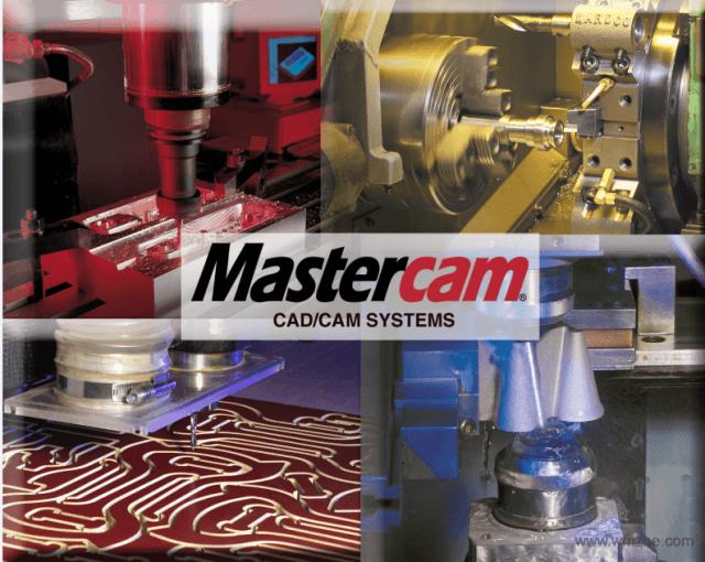 Mastercam9.1软件截图