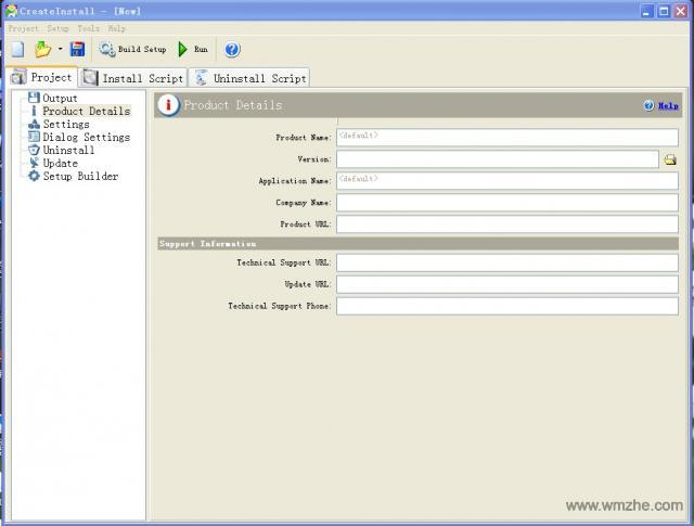 CreateInstall软件截图