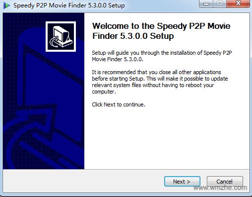 Speedy P2P Movie Finder软件截图