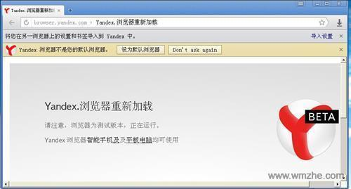 YandexBrowser软件截图