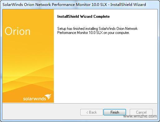 solarwinds软件截图