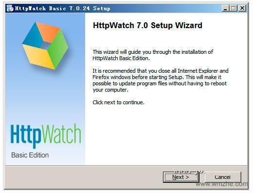 HttpWatch Basic软件截图