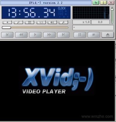 XVid Player软件截图
