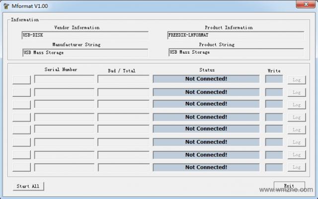 microsd卡修复工具软件截图