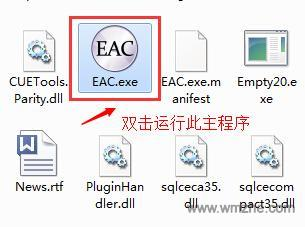 Exact Audio Copy软件截图
