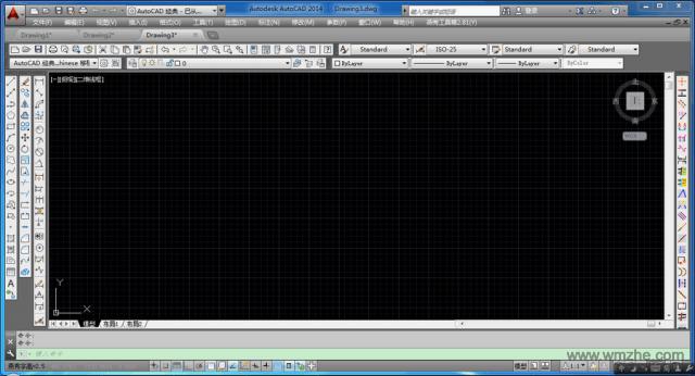 AutoCAD软件截图