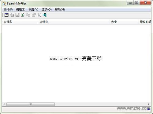 SearchMyFiles软件截图
