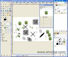 GIMP软件截图