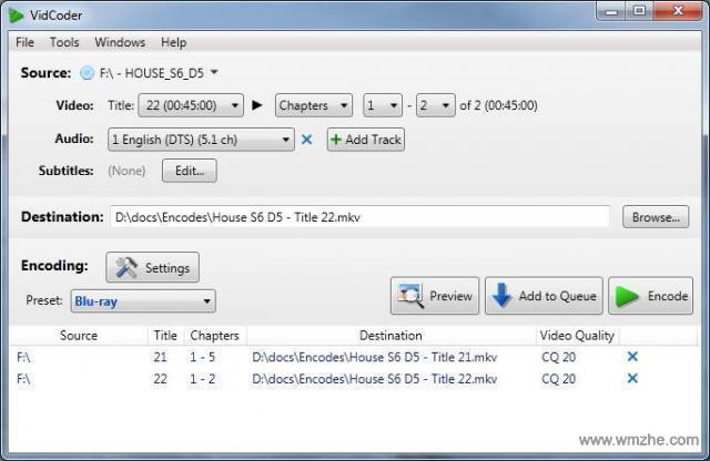 VidCoder 64位软件截图