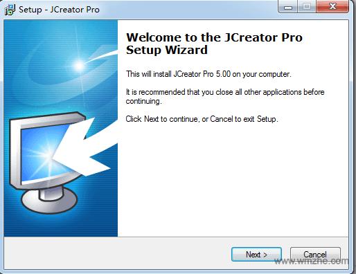 jcreator软件截图