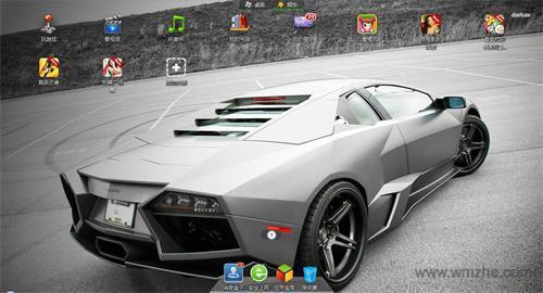 360安全桌面软件截图