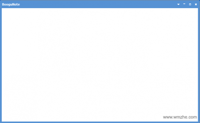 BooguNote软件截图