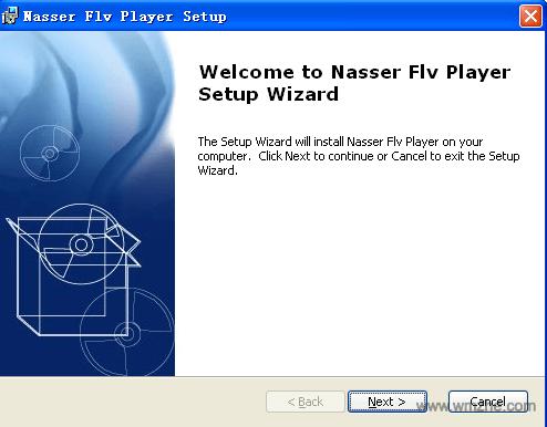 Nasser Flv Player(FLV视频播放器)软件截图