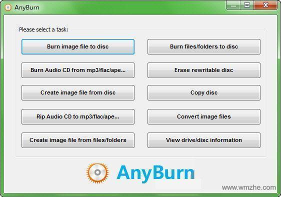 AnyBurn 64位软件截图