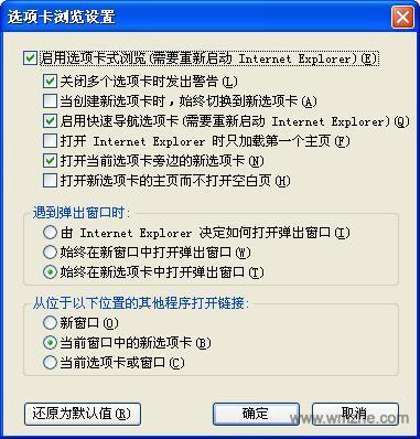 Internet Explorer 7.0 XP版软件截图