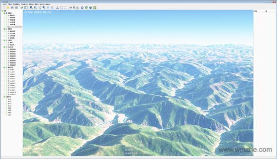 晟兴三维数字地球软件软件截图