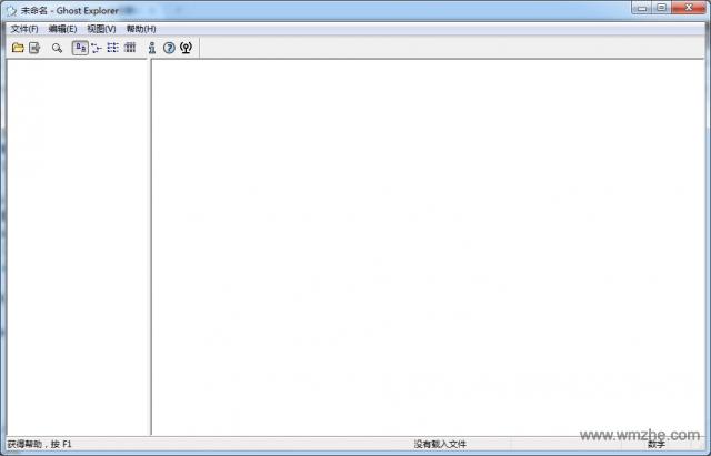 Symantec Ghost Explorer软件截图
