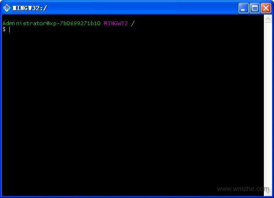 Git 64位软件截图