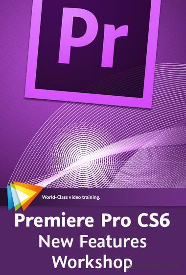 Adobe Premiere Pro CS6软件截图