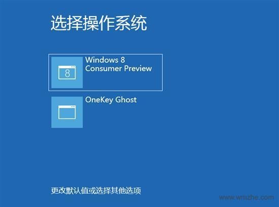 OneKey Ghost软件截图