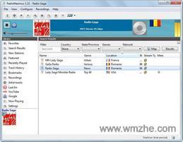 RadioMaximus软件截图