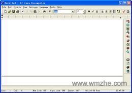 DJ Java Decompiler软件截图