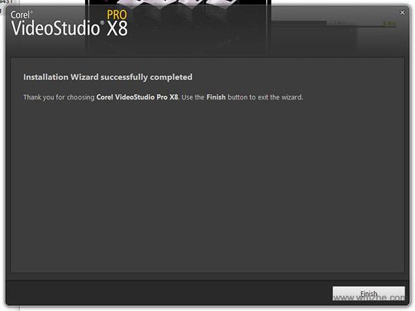 会声会影x8 32位软件截图