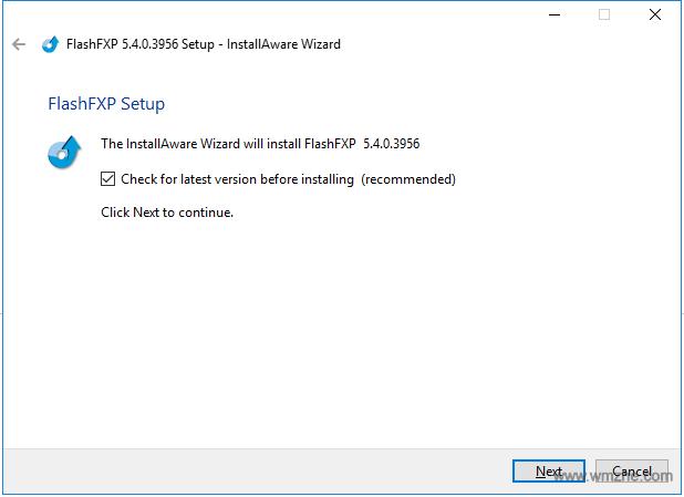 FlashFXP软件截图